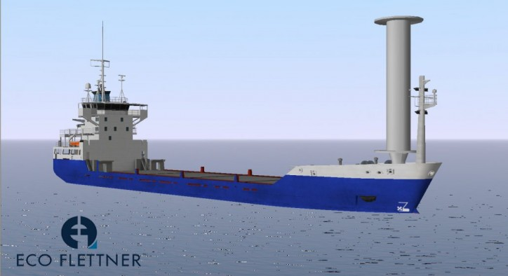 """""""Fehn Pollux"""" on her way to rebuilding"""