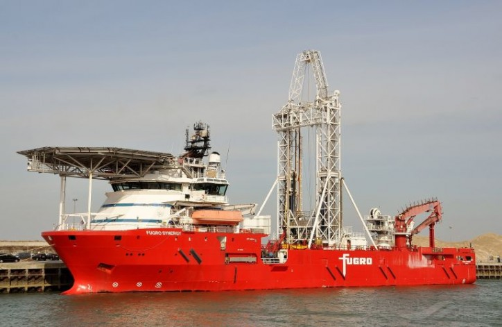 Fugro returns to Hollandse Kust Wind Farm for marine site characterisation contract