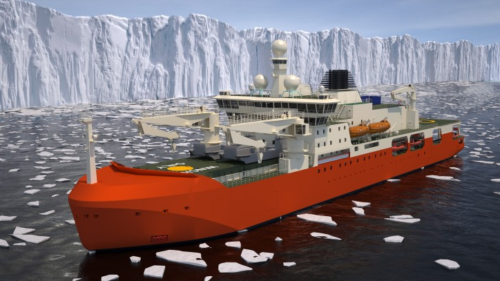 Norsafe Wins Polar Code Contract with Damen Schelde Naval Shipbuilding BV