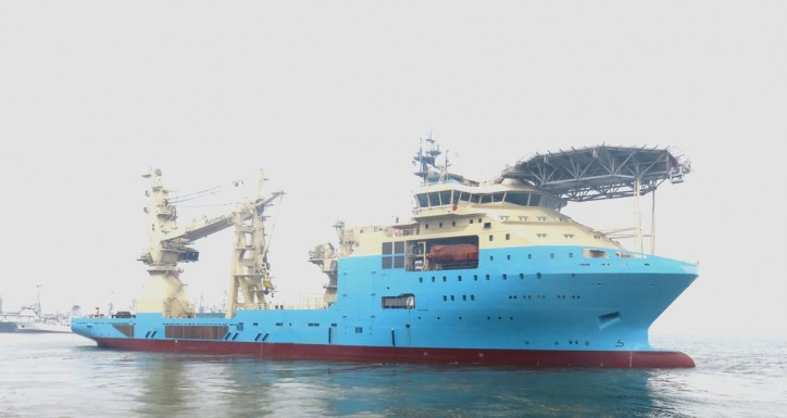 Maersk Supply Service lands major contract in the Mexican market