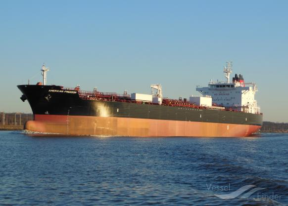 Philly Shipyard Delivers Second Product Tanker to Kinder Morgan