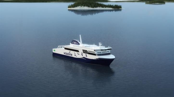 Super-efficient Wasaline ferry to get Wärtsilä Nacos Platinum navigation system
