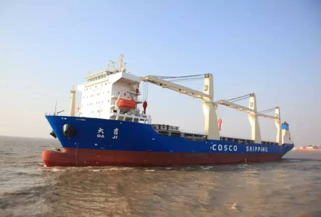First TTS shipset delivered to COSCO Shanghai Shipyard