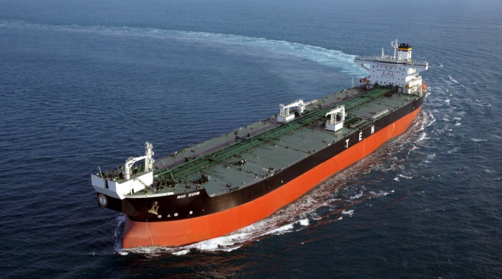 Oil tankers enjoy booming earnings
