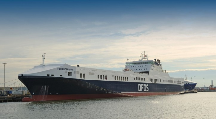 DFDS expands service frequency to Belgium