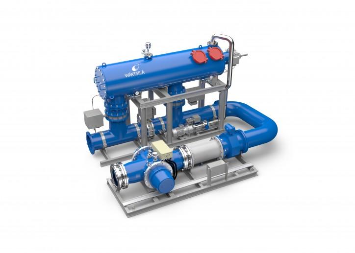 Wärtsilä Ballast Water Management System chosen for new CMA CGM container vessels