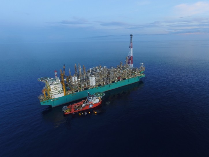 PETRONAS Floating LNG Satu Achieves Its First LNG Drop Post Relocation