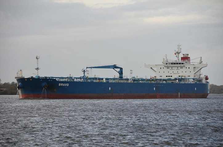 Bravo oil tanker
