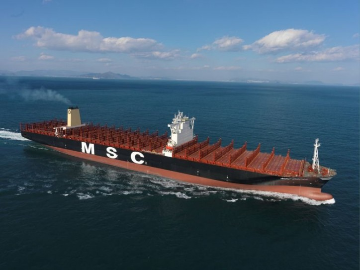 MAN Diesel & Turbo to fit MSC newbuildings with both main and auxiliary engines