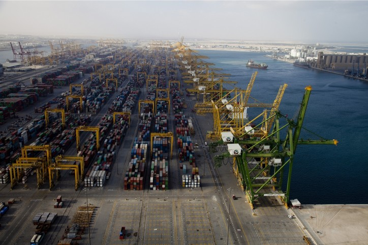 JEBEL ALI Port Voted Best Sea Port – Middle East At AFLAS Awards
