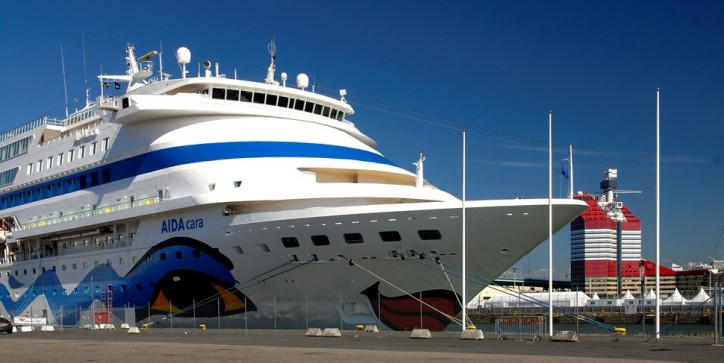 Cruise Season Gets Under Way In Gothenburg