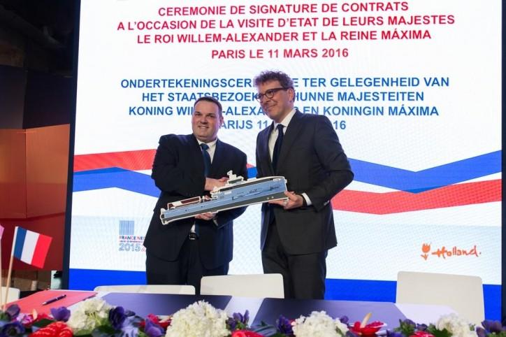 Damen has been awarded a contract by Collectivité de Saint Pierre et Miquelon for two new Mixt Ferries.