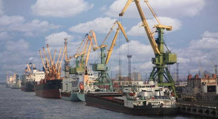 Throughput of Sea Port of Saint-Petersburg in 2018 grew by 12%