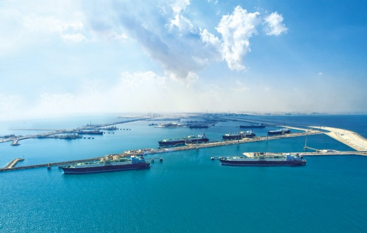 Qatargas supplies commissioning LNG cargo to India's Ennore terminal
