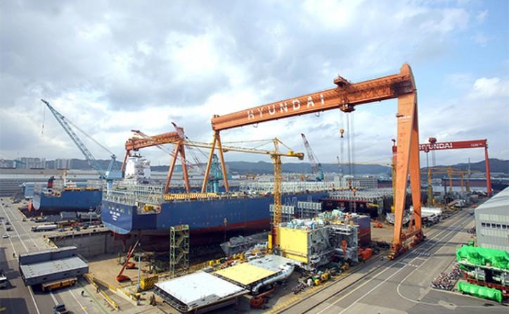 Hyundai Heavy Industries confirms four-ship order from Zodiac