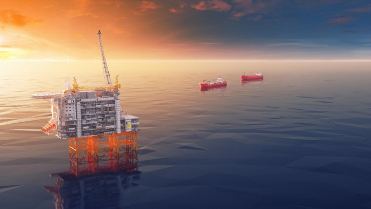 Statoil becomes operator of the Martin Linge field and Garantiana discovery
