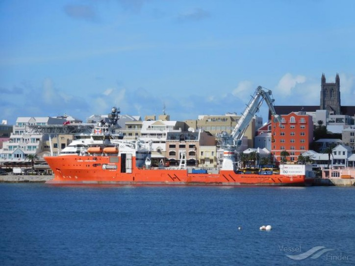 Ocean Infinity commences search operations for the ARA San Juan