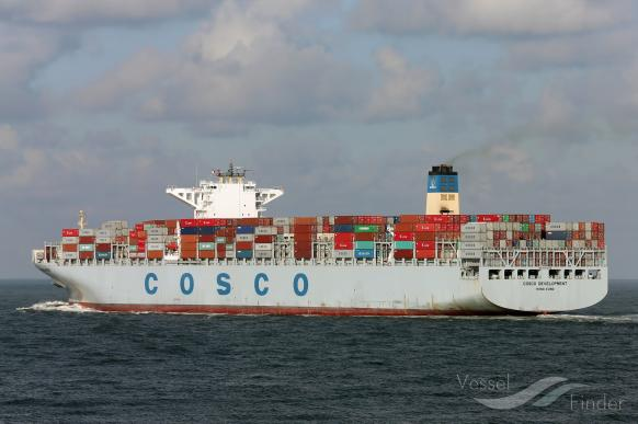 COSCO DEVELOPMENT - IMO 9472139