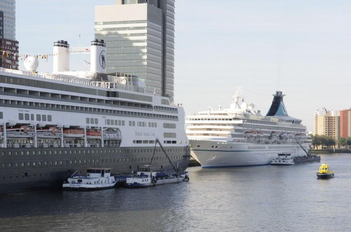 Costa Crociere' new flagship Costa Smeralda to call on Cruiseport Rotterdam