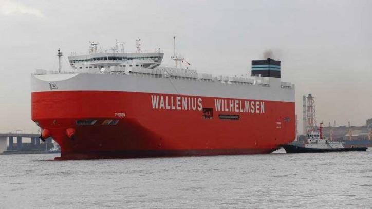 Wallenius Wilhelmsen Logistics adds MV Theben to its fleet of HERO vessels