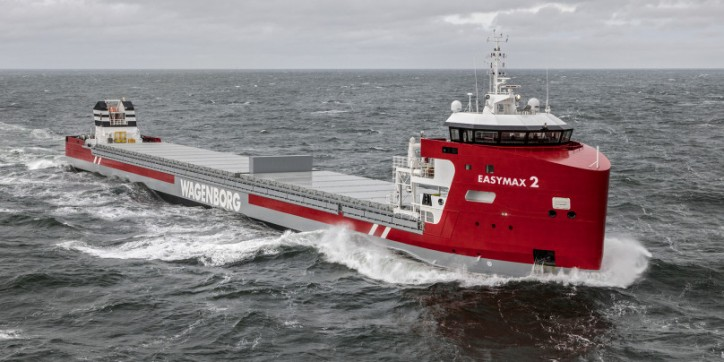 Royal Niestern Sander Shipyard awarded contract by Wagenborg for the construction of a sister vessel of the Egbert Wagenborg
