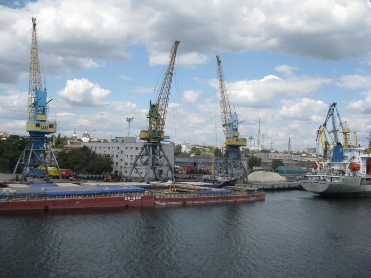 port of kherson