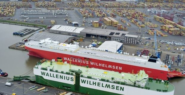 Wilh. Wilhelmsen Holding ASA: Results for first quarter 2016