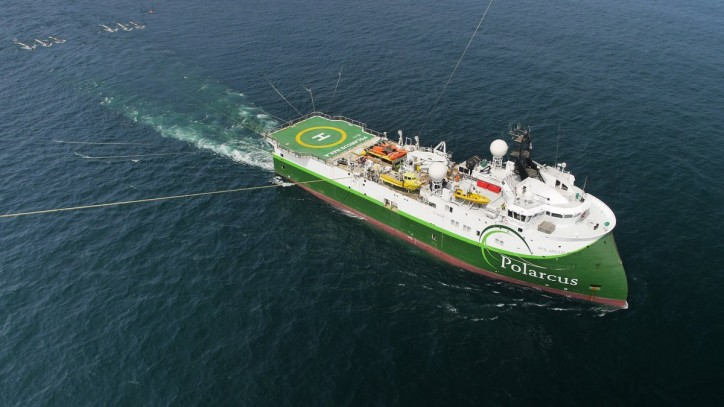 Polarcus awarded 3D XArray project offshore West Africa