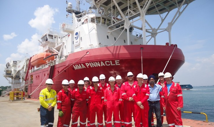 I-Tech Services wins first contract under new vessel charter agreement