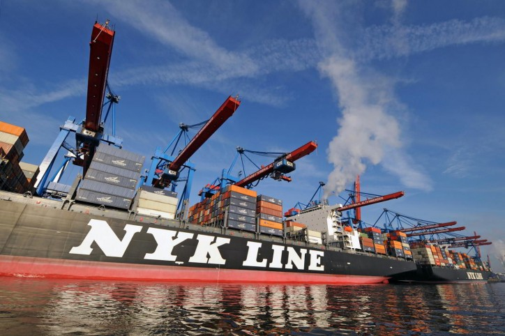 K-Line, MOL and NYK Line form new JV - Ocean Network Express