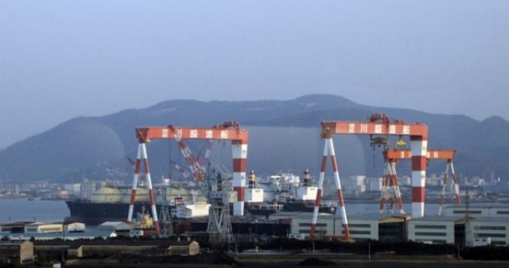 """New LNG Carrier for KEPCO Named """"LNG Sakura"""""""