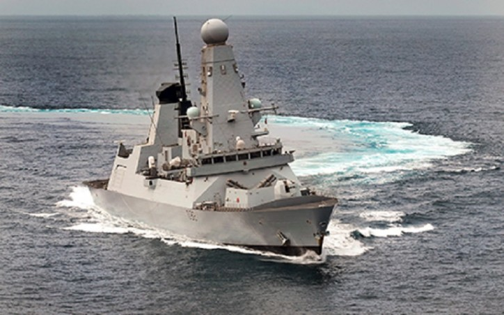 Rolls-Royce to supply MTU generator sets for refurbishment of UK Type 45 naval vessels