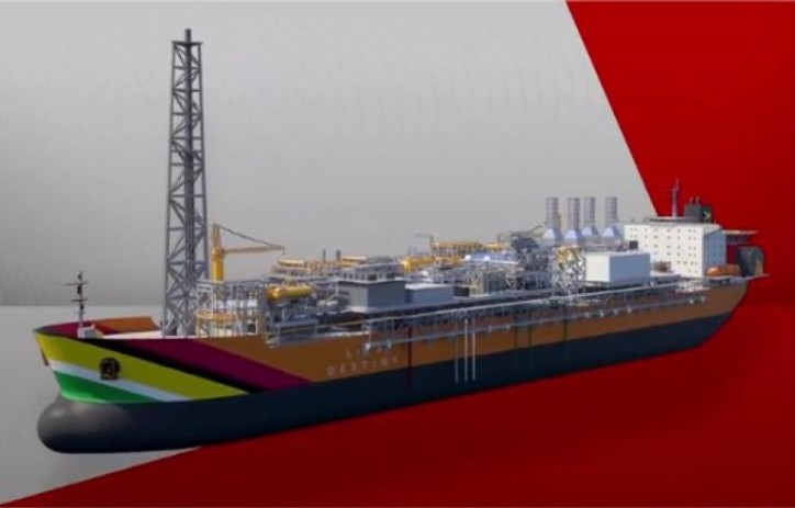 SBM Offshore Awarded Contracts for ExxonMobil's Second Liza FPSO Based on its Fast4WardTM Program