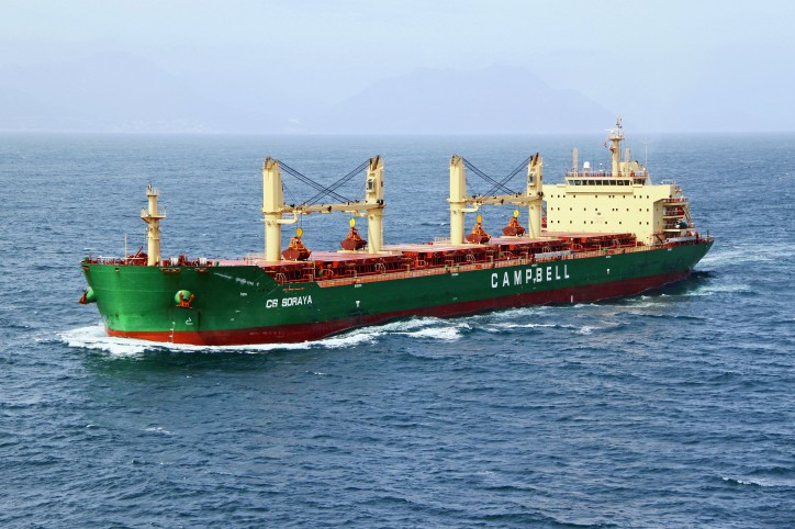 Campbell Shipping appoints ISS for global husbandry representation services contract