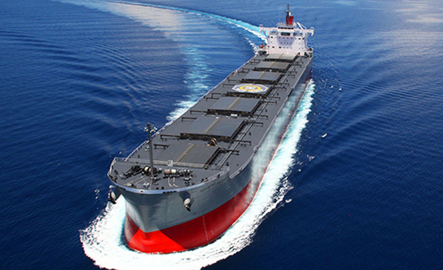 Great Eastern Shipping signs a contract to sell a new-build Kamsarmax Dry Bulk Carrier