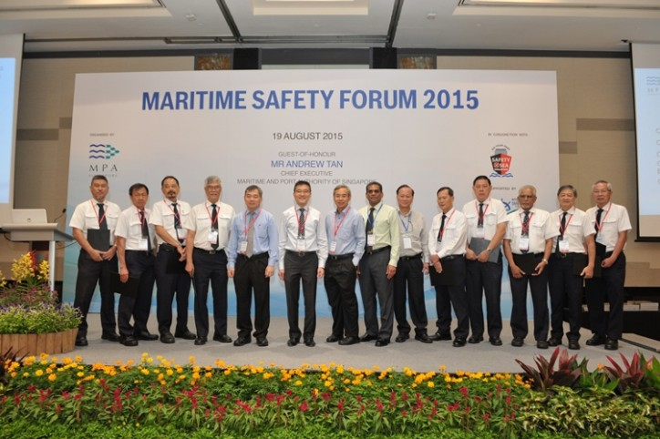 On Wednesday, August 19, the Maritime and Port Authority of Singapore (MPA) kicked off the 2nd Maritime Safety Forum, as part of Safety@Sea Week 2015.
