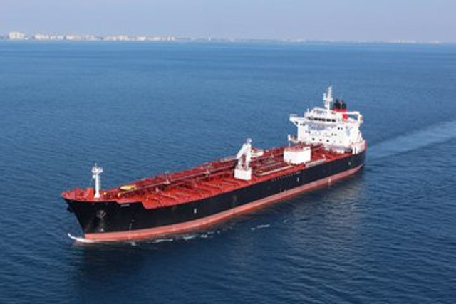 Crowley Takes Delivery of Second of four new LNG-Ready Product Tankers