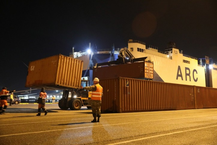 ARC Discharges Army Unit for Operation Atlantic Resolve