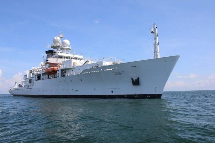 USNS Maury (T-AGS 66)