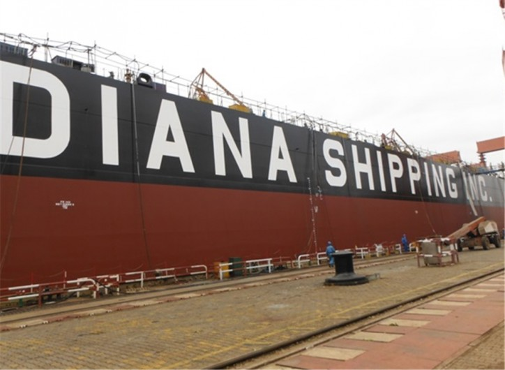 Diana Shipping Inc. Announces Time Charter Contract for M/V San Francisco With Koch