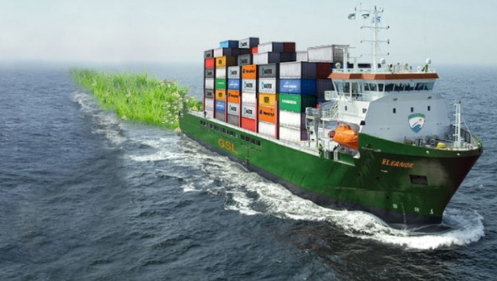 Green Shipping Line Signs Teaming Agreement With Moran Iron Works