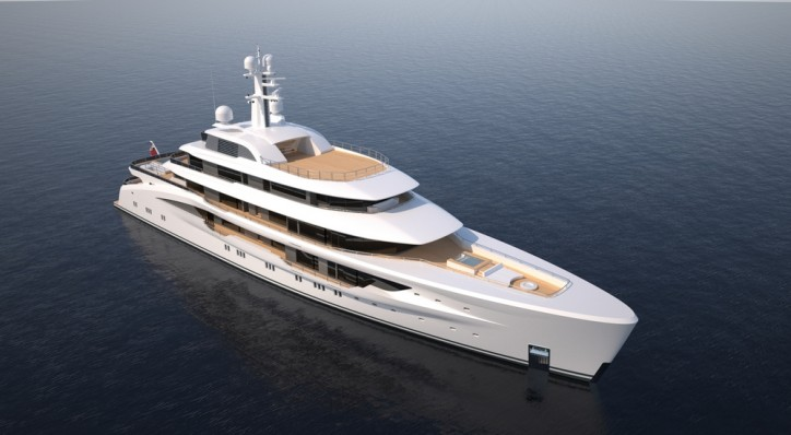 AMELS signs new 78-metre full custom yacht