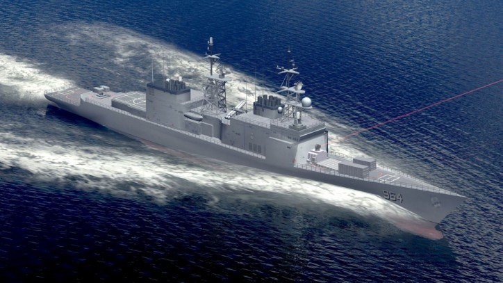 U.S. Navy Invests In Powerful Laser Weapons System