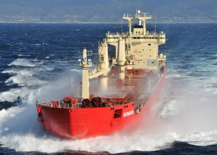Fednav receives award for Bulk Ship Operator of the Year