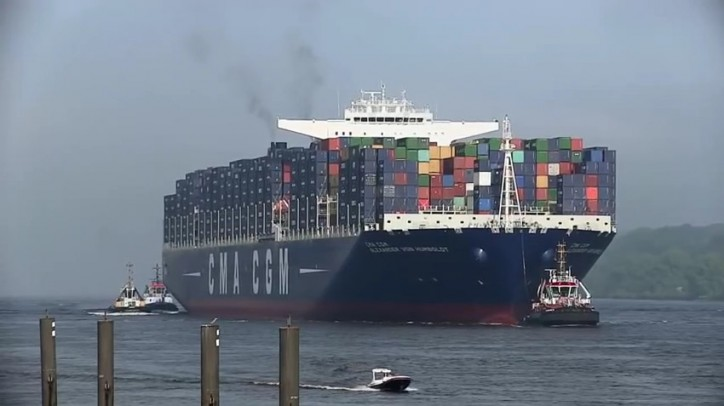 The Reunion Island becomes CMA CGM Group's new maritime hub in the Indian Ocean