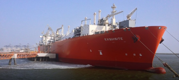 Excelerate Energy Performs 100th STS Transfer of LNG at Engro Elengy Terminal Pakistan