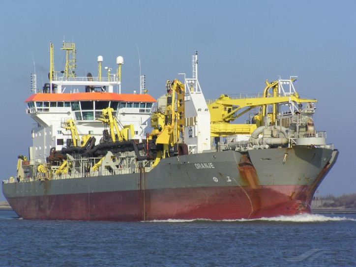 Boskalis awarded Seabed Intervention & Shore Crossing contract for Woodside's Scarborough export gas pipeline