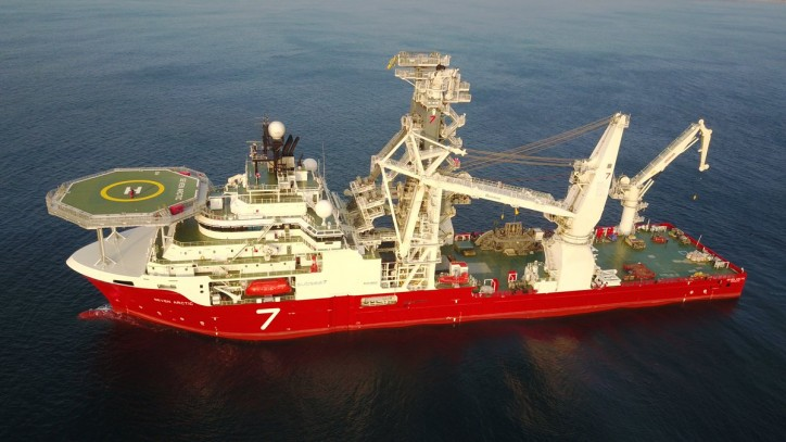 Subsea7 Completes Fleet Investment Programme