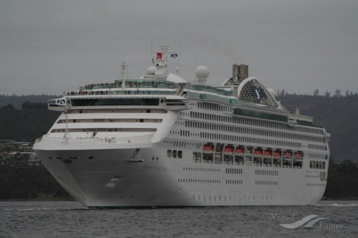 GE to Provide Critical Updates Onboard the Dawn Princess Cruise Vessel