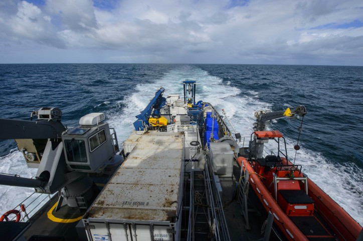 NTSB to Launch Mission in Early July to Recover El Faro's Voyage Data Recorder